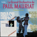 Paul Mauriat Chanson d'Amour & Brasil Exclusivamente