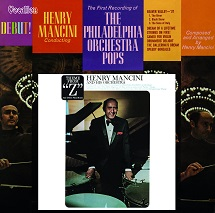 "Henry Mancini   Theme from ""Z"" and other film music & Debut!"