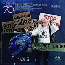 Arthur Fiedler - Greatest Hits of the '70s Vols. 1 & 2 [SACD Hybrid Multi-channel]