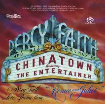 Percy Faith - Chinatown (featuring The Entertainer) & Love Theme from Romeo and Juliet