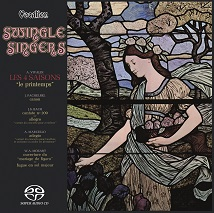 Swingle Singers - The Four Seasons [SACD Hybrid Multi-channel]