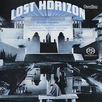 Charles Gerhardt - Lost Horizon: The Classic Film Scores of Dimitri Tiomkin & The Thing from Another World Suite [SACD Hybrid Multi-channel]