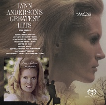 Lynn Anderson - Rose Garden & Lynn Anderson's Greatest Hits [SACD Hybrid Multi-channel]