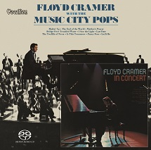 Floyd Cramer - Floyd Cramer with The Music City Pops & Floyd Cramer in Concert [SACD Hybrid Multi-channel]