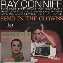 Ray Conniff - Theme from S.W.A.T. and Other TV Themes & Send in the Clowns [SACD Hybrid Multi-channel]
