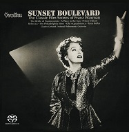 Charles Gerhardt - Sunset Boulevard - The Classic Film Scores of Franz Waxman [SACD Hybrid Multi-channel]