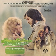Dottie West - House of Love & If it's All Right with You/Just What I've Been Looking For [SACD Hybrid Multi-channel]