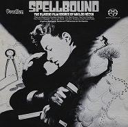 Charles Gerhardt - Spellbound: The Classic Film Scores of Miklós Rózsa & bonus track [SACD Hybrid Multi-channel]