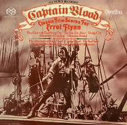 Charles Gerhardt - Captain Blood: Classic Film Scores for Errol Flynn [SACD Hybrid Multi-channel]