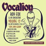 Roy Fox & His Orchestra Volume 12  Love and Learn