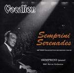 Semprini  with  the BBC Revue Orchestra conducted by Harry Rabinowitz  SEMPRINI SERENADES BBC Radio Transcription  Recordings (1959-60)