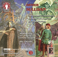 Arthur Sullivan: Macbeth (Incidental music)/The Tempest (Incidental music)/Marmion Overture  [SACD Hybrid Stereo]