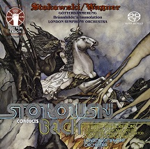 Leopold Stokowski/London Symphony Orchestra - Stokowski conducts Bach: The Great Transcriptions & Wagner: Brünnhilde's Immolation [SACD Hybrid Multi-channel]