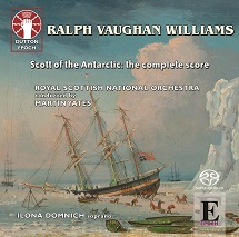 Ralph Vaughan Williams: Scott of the Antarctic – complete film score [SACD Hybrid Multi-channel]
