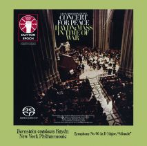 Leonard Bernstein/New York Philharmonic: Haydn's Mass in Time of War [SACD Hybrid Multi-channel]