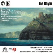 Ina Boyle: Violin Concerto/Psalm for cello and orchestra/Symphony No. 1/Overture/Wild Geese [SACD Hybrid Multi-channel]