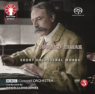 Edward Elgar: Short Orchestral Works [SACD Hybrid Multi-channel]