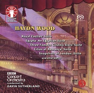 Haydn Wood - Snapshots of London Suite, Royal Castles Suite etc. [SACD Hybrid Multi-channel]