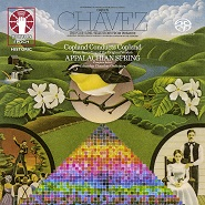 Chávez: Pirámide & The Four Suns/Copland: Appalachian Spring (complete ballet)/Copland Rehearses Appalachian Spring [SACD Hybrid Multi-channel / Stereo]