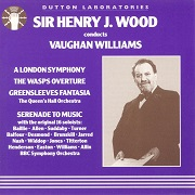 Sir Henry Wood conducts Vaughan Williams