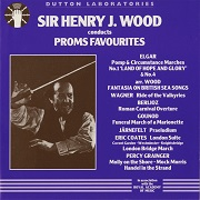 Sir Henry J. Wood Conducts Proms Favourites