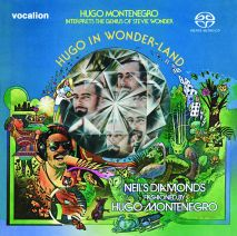 Hugo Montenegro - Hugo in Wonder-Land & Neil's Diamonds [SACD Hybrid Multi-channel]