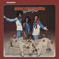 The Hues Corporation - Rockin' Soul & Love Corporation [SACD Hybrid Multi-channel]