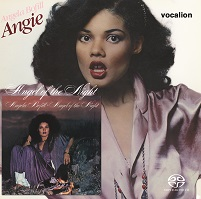 Angela Bofill - Angie & Angel of the Night [SACD Hybrid Stereo]
