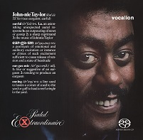 Johnnie Taylor - Ear-ga-sm & Rated Extraordinaire [SACD Hybrid Multi-channel]