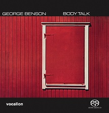 George Benson - Body Talk [SACD Hybrid Multi-channel]