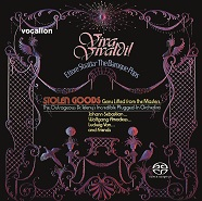 Dr Teleny's Incredible Plugged-in Orchestra/Ettore Stratta & the Baroque Pops - Stolen Goods & Viva Vivaldi [SACD Hybrid Multi-channel]