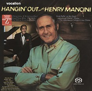 "Henry Mancini - Hangin' Out with Henry Mancini & Theme from ""Z"" and Other Film Music [SACD Hybrid Multi-channel]"