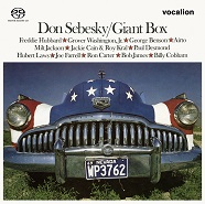 Don Sebesky - Giant Box [SACD Hybrid Multi-channel]