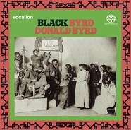 Donald Byrd - Black Byrd [SACD Hybrid Multi-channel]