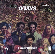 The O'Jays - Survival & Family Reunion [SACD Hybrid Multi-channel]