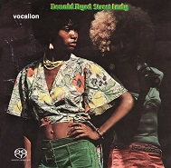 DONALD BYRD • Street Lady [SACD Hybrid Multi-channel]