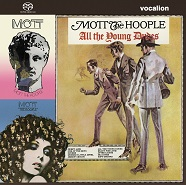 Mott the Hoople • The Hoople, All the Young Dudes & Mott [SACD Hybrid Multi-Channel/Stereo]