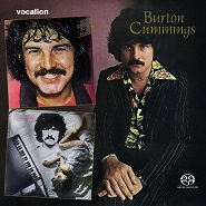 Burton Cummings • Burton Cummings, My Own Way to Rock & Dream of a Child [SACD Hybrid Multi-Channel/Stereo]