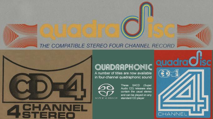 """Quadraphonic sound"""" - duttonvocalion co uk"""